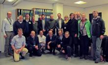 International Working Group, April 2013, Copenhagen