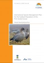 International Species Management Plan front cover